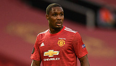 Man Utd's Ighalo slams Nigeria govt after soldiers fire at protesters