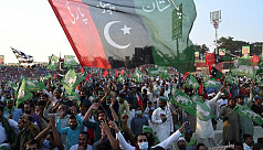 Pakistan opposition starts countrywide protests to oust government