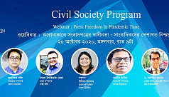 PEN Bangladesh to hold webinar on press...
