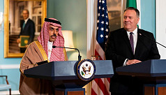 Pompeo encourages Saudis to normalize with Israel