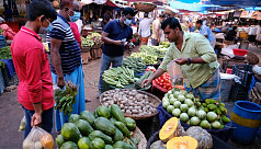 Vegetable prices cool off as supply increases