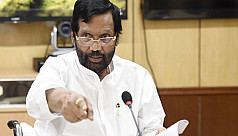 India's food minister Paswan dies after...