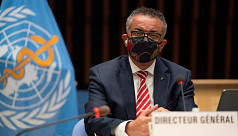 WHO chief urges world to tackle pandemic together