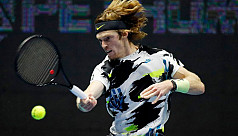 Rublev sets up final with Coric
