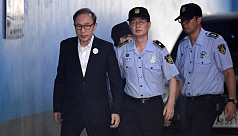 S Korean ex-president Lee ordered back to prison for 17 years