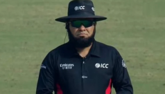 Afghanistan umpire dies in roadside...