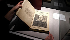 Shakespeare First Folio sold for record $10m