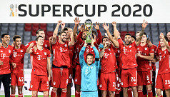 Bayern ride luck to win Super Cup and...