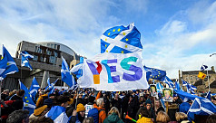 Poll: Support for Scottish independence...