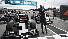 Hamilton overtakes Schumacher with 92nd...