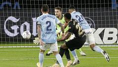 Messi, Fati inspire 10-man Barca to...