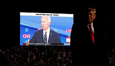 Trump campaign's coffers shrink in September; Biden has cash advantage