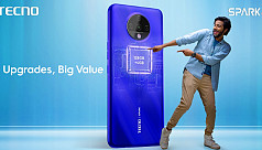 Tecno launches Spark 6 with upgraded...
