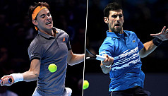 Djokovic, Thiem ousted in Vienna
