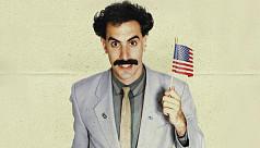 Borat bounces back just ahead of US...