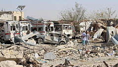 Vehicle bomb, gun battle kill 15 militants, wound 26 in Afghanistan