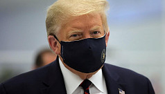 Trump says pandemic will end soon after...