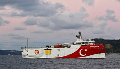 Turkey to send ship at centre of Greece row to east Med again