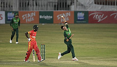 Shaheen leads Pakistan's win despite...