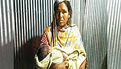 Sold newborn reunited with mother, thanks to Lalmonirhat UNO