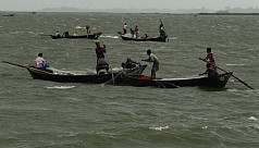 Ilish fishermen turning their backs...