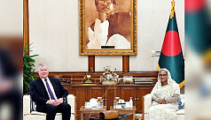 PM to int'l community, US: Help rehabilitate Rohingyas in Myanmar