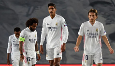Real Madrid left shellshocked by depleted Shakhtar