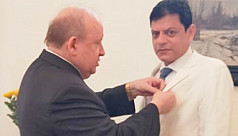 Honorary Consul to Russia awarded prestigious medal