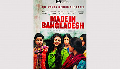 'Made in Bangladesh' enters Golden Globes race