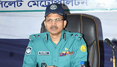 Sylhet police commissioner among 19 police officials transferred