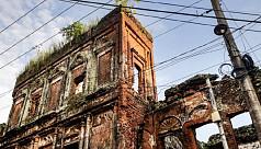 Historic charm of Panam Nagar gets lost...