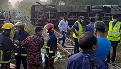 5 killed in Feni, Cox's Bazar road accidents