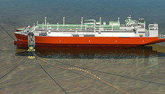 LNG supplied to Chittagong via Sonadia,...