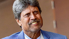 Kapil Dev undergoes angioplasty after mild heart attack