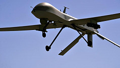 US drone strike kills 14 jihadists in Syria