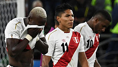 Peru players test positive for Covid-19 before Brazil game