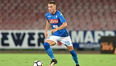 Napoli's Zielinski out of Juve clash...