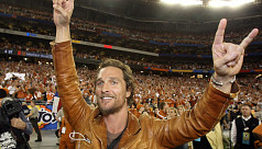 Matthew McConaughey toys with possible...