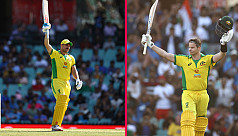 Smith, Finch hit tons as Australia win...