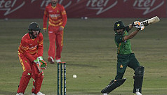 Zimbabwe beat Pakistan in Super Over