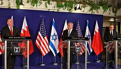 Bahrain urges Israel-Palestinian peace...