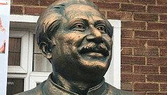 Bangabandhu, Rabindranath, Zia and others have sculptures in Bangladesh