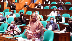 PM urges BNP to give up politics of violence