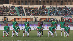 Qatar beat Bangladesh 5-0 in qualifier