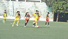 Sadia scores six as Jamalpur win big