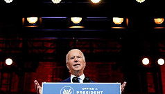 Joe Biden suffers fractures in foot