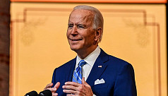 Biden says Americans won't stand for attempt to derail election result
