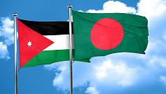 Bangladesh, Jordan to work together for strengthening trade ties
