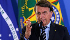 Brazil President Bolsonaro says he will not take coronavirus vaccine