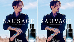 Fashion house Dior stands by Johnny Depp